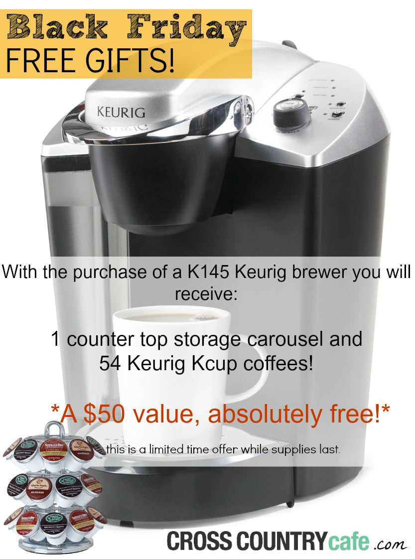 54 FREE Keurig Kcups and a FRE...