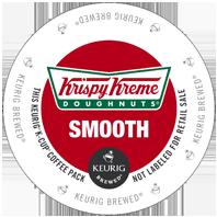Krispy Kreme Keurig Kcup coffee