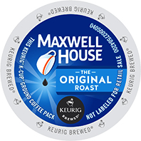 Maxwell House Keurig® K-Cup® coffee pods