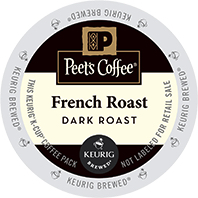 Peet's Coffee French Roast Keurig® K-Cup® coffee