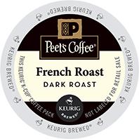 Peet's Coffee French Roast Keurig® K-Cup® coffee
