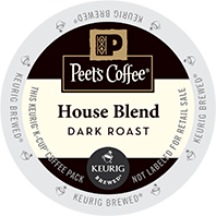 Peet's Coffee House Blend Keurig® K-Cup® coffee