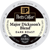 Peet's Major Dickason's Keurig®  K-Cup®  coffee
