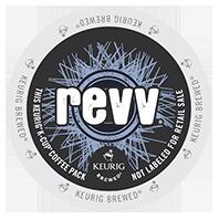 Revv Keurig Kcup coffee