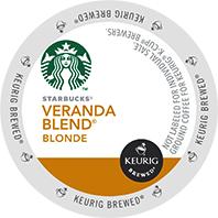 Starbucks Veranda Blend Keurig® K-Cup® coffee