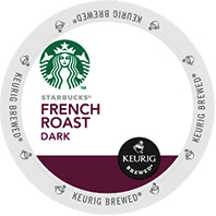 Starbucks French Roast Keurig® K-Cup® coffee pods