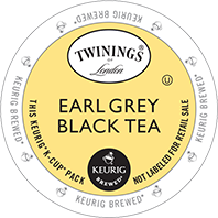 Twinings Earl Grey Keurig K-cup tea