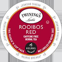 Twinings Red Rooibos Keurig Kcup tea