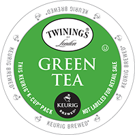 Twinings Green Tea Keurig Kcup tea