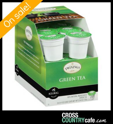 Twinings Green Tea Keurig K-cups