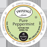 Twinings Pure Peppermint Keurig® K-Cup® tea