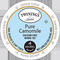 Twinings Pur Camomile Keurig K-cup tea
