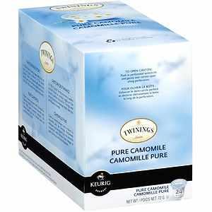 Twining Pure Camomile Keurig Kcup tea