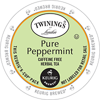 Twinings Pure Peppermint Keurig K-cup tea