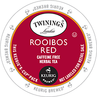 Twinings Rooibos red Kcup tea
