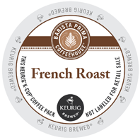 Barista Prima French Roast Keurig K-Cup® pods