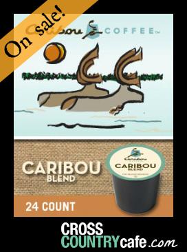 Caribou Blend Keurig K-cup coffee