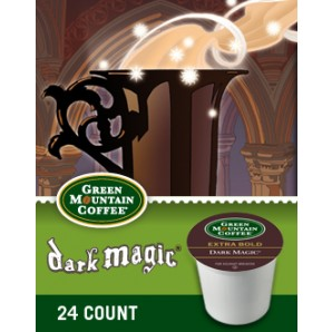 Dark Magic Keurig Kcup Coffee