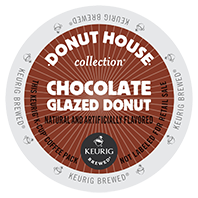 Donut House Chocolate Glazed Donut