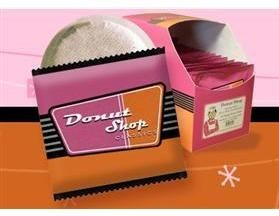 Donut Shop Classics French Vanilla Cruller gourmet coffee pods