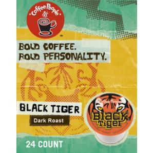 Coffee People Black Tiger Keurig Kcup Coffee