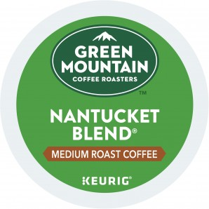 Green Mountain Nantucket K-Cup®  coffee pods