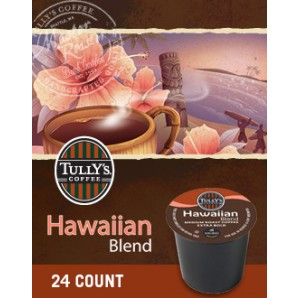 Tully`s Hawaiian Blend Keurig.