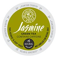 Coffee Bean and Tea Leaf Jasmine Green Tea Keurig Kcup coffee