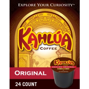 Kahlua Keurig Kcup coffee java