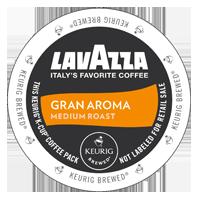 Lavazza Gran Aroma Keurig K-cup coffee