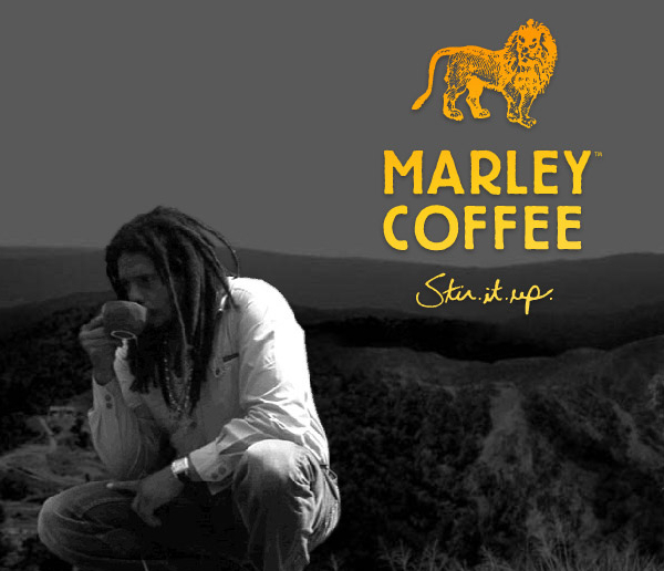 Marley Coffee Ground and Whole Bean