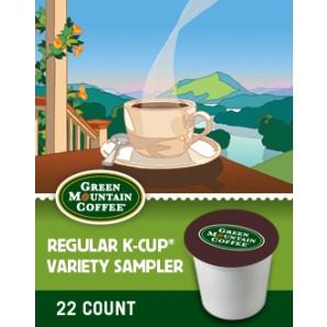 Keurig Kcup Regular Roast Variety Pack