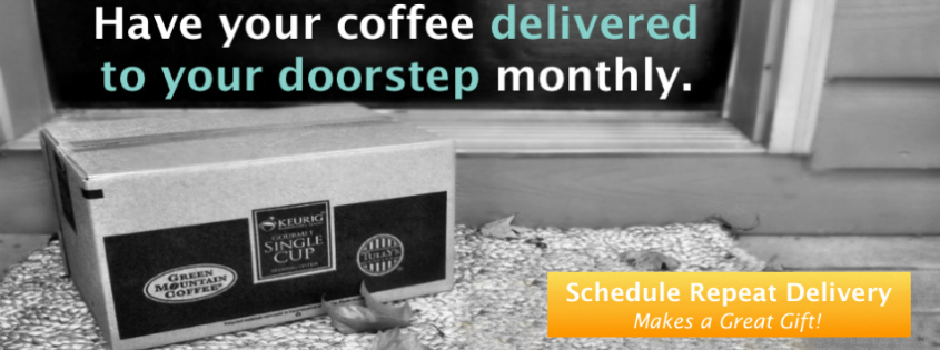 Keurig Kcup Coffee Subscription Service