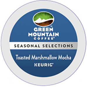 Toasted Marshmallow Mocha Keurig®  K-Cup®  pods