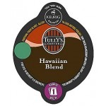 Tullys Hawaiian Blend Keurig Kcarafe coffee