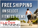 Free Shipping on Select Fitness Items