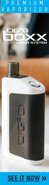 Cig2o BOXX Vapor System