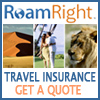 RoamRight offers travel insurance plans for leisure, business, student, and group travelers with trips domestic and abroad.