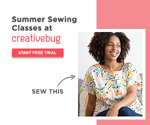 Summer Sewing Classes