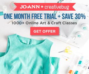 CreativeBug/Joann
