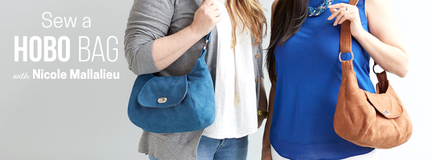 Sew Hobo Hand Bag- FB cover