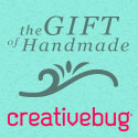 The Gift of Handmade at Creativebug