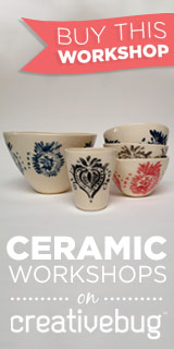 CreativeBug Ceramic160x320
