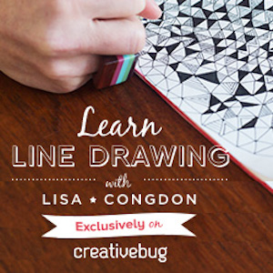 Line Drawing Series with Lisa Congdon