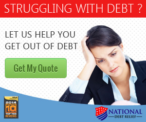 Let Us Help You Get Out Of Debt in Mathews AL