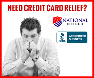 Need Credit Card Relief?