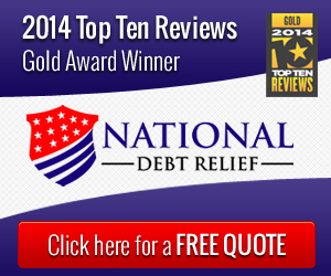 Click here for a free debt relief quote