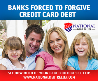 Banks Forced To Forgive Credit Card Debt