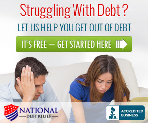 Let Us Help You Get Out Of Debt