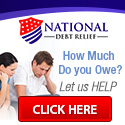 Let National Debt Relief Help You Get Out Of Debt